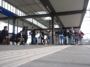 Klas L4AA op station Zutphen - Foto: Tama Schreurs