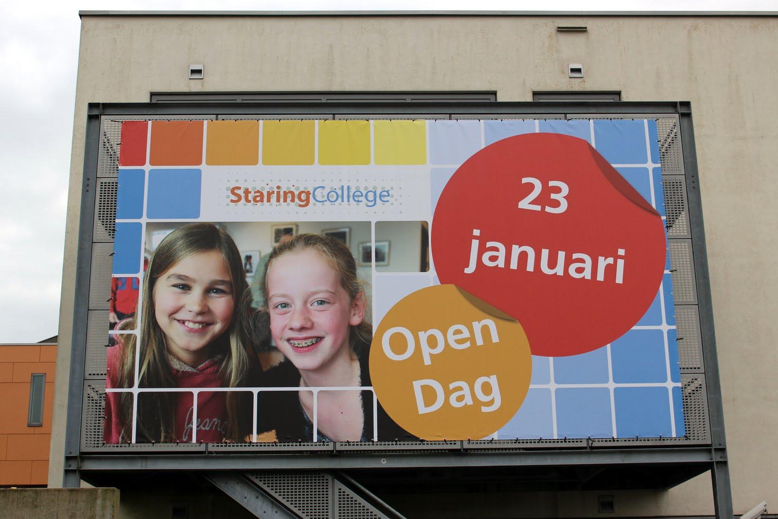 Open dag: voor één keer de allerleukste school