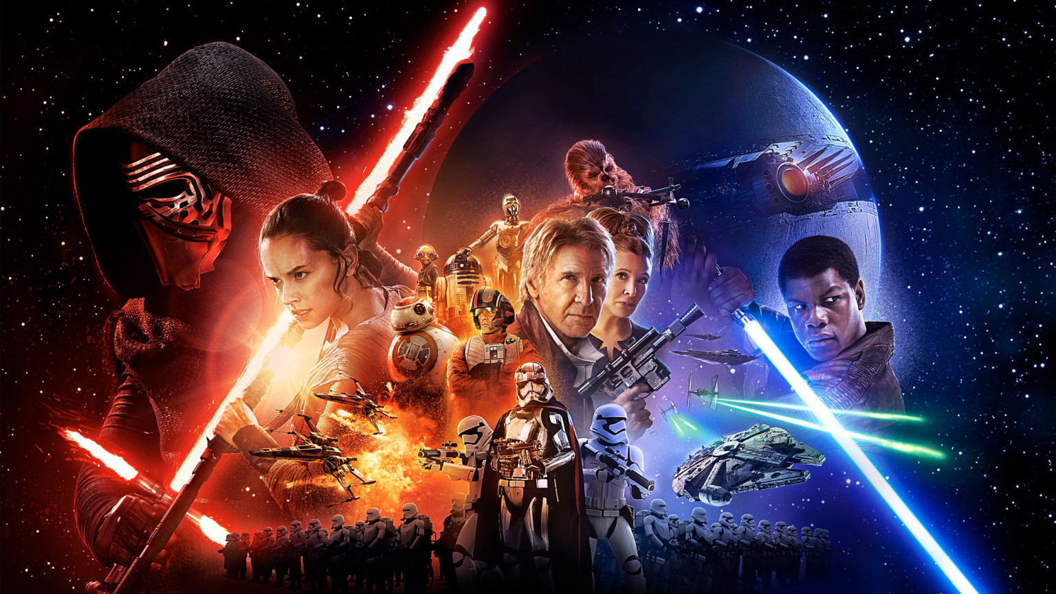 Recensie: Star Wars, the Force Awakens