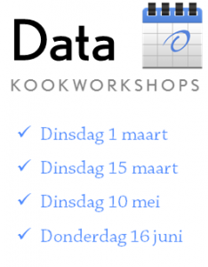 Data kookworkshop
