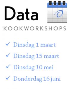 Data kookworkshop