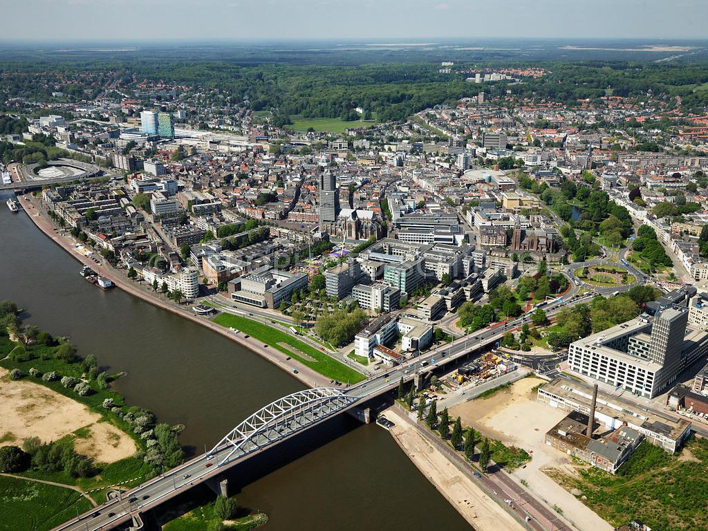 Eersteklassers op excursie naar Arnhem