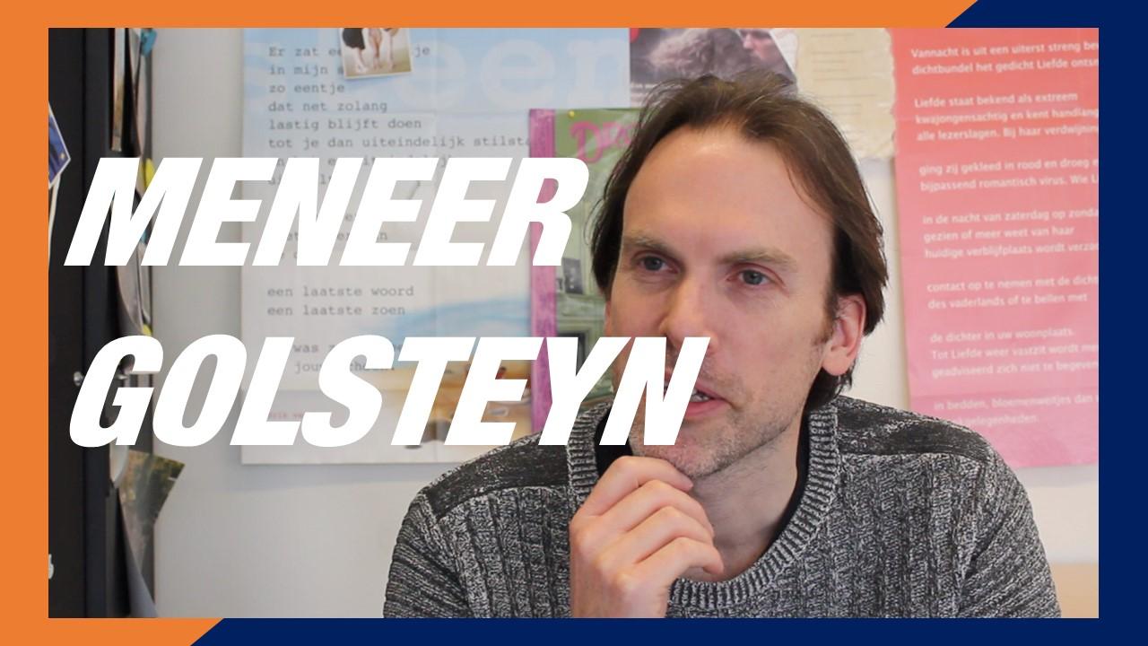 Meneer GOLSTEYN kan goed zingen? | 5T [PAUZECONCERT SPECIAL]